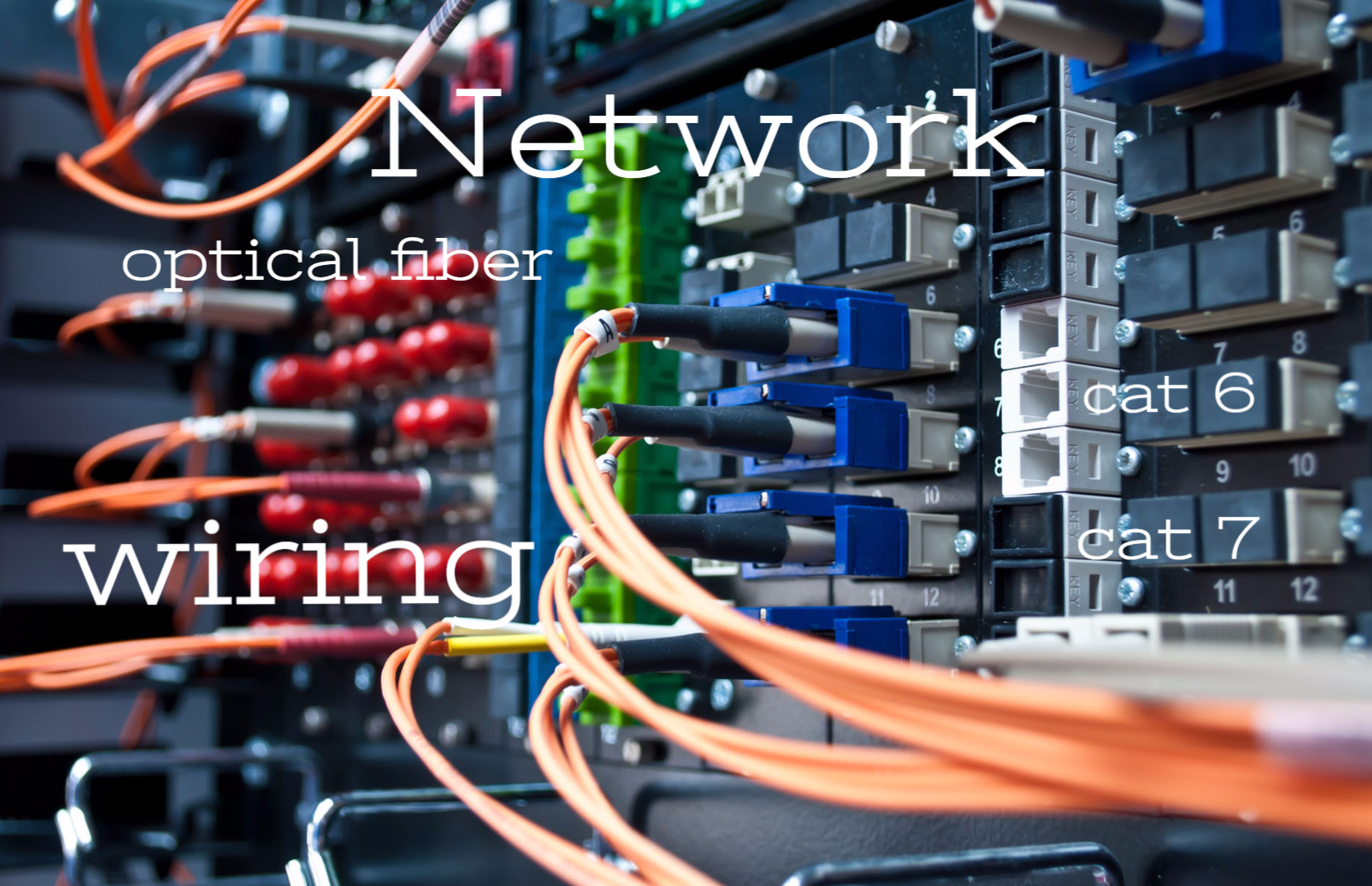 Business and Home network installation in London