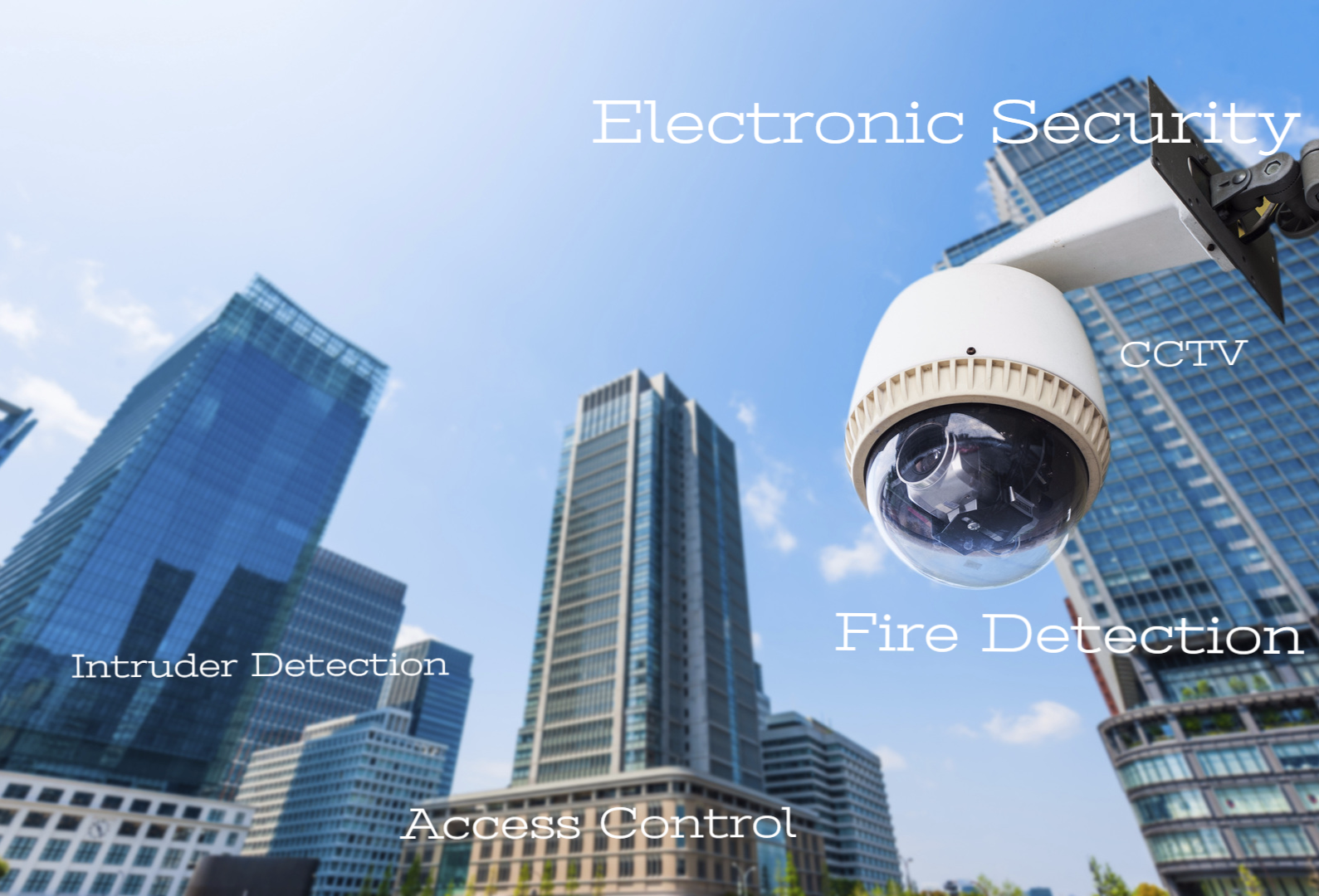 Home and Business security camera installation in London